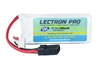 Lectron Pro 1800mAh 3S 11.1V 50C LiPo Pack - Traxxas Connector