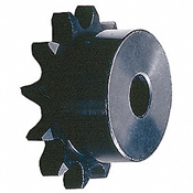 1/2 pitch Type B Sprocket - 11 teeth, 1/2 inch bore