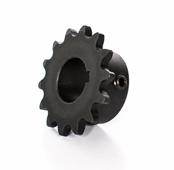 1/2 pitch Type B Sprocket - 16 teeth, 1 inch bore