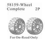 58159 HSP wheels for street car