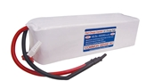CSR 5000mAh 18.5V Five Cell 5S LiPoly Pack - 30C