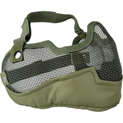 Valken 4G Wire Mesh Mask Green