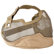 Valken 4G Wire Mesh Mask Tan