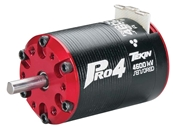 Pro4 Brushless SC 4x4 Motor, 4600kv 5mm shaft