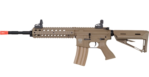 Valken Battle Machine AEG V2.0 Mod-L Tan
