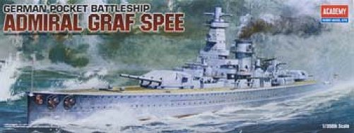 1/350 Admiral Graf Spee by Academy/Model Rectifier Corp.