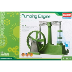 Water Pumping Engine, Snap