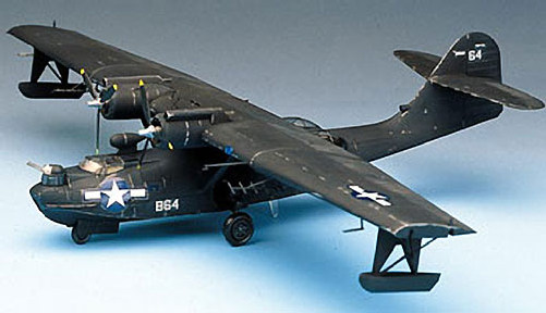 Academy 1/72 Consolidated PBY-5A