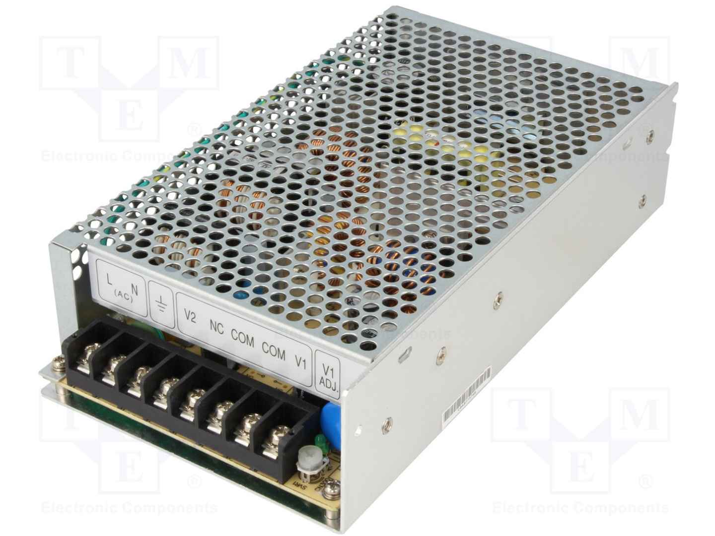 Mean Well 5V 3A / 12V 11.5A DC Power Supply