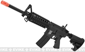Kompetitor Electric Blowback M4 RIS Carbine Airsoft Rifle Black