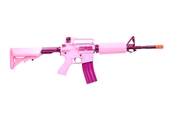 G&G M4 Femme Fatale Special Edition from Combat Machine - Pink
