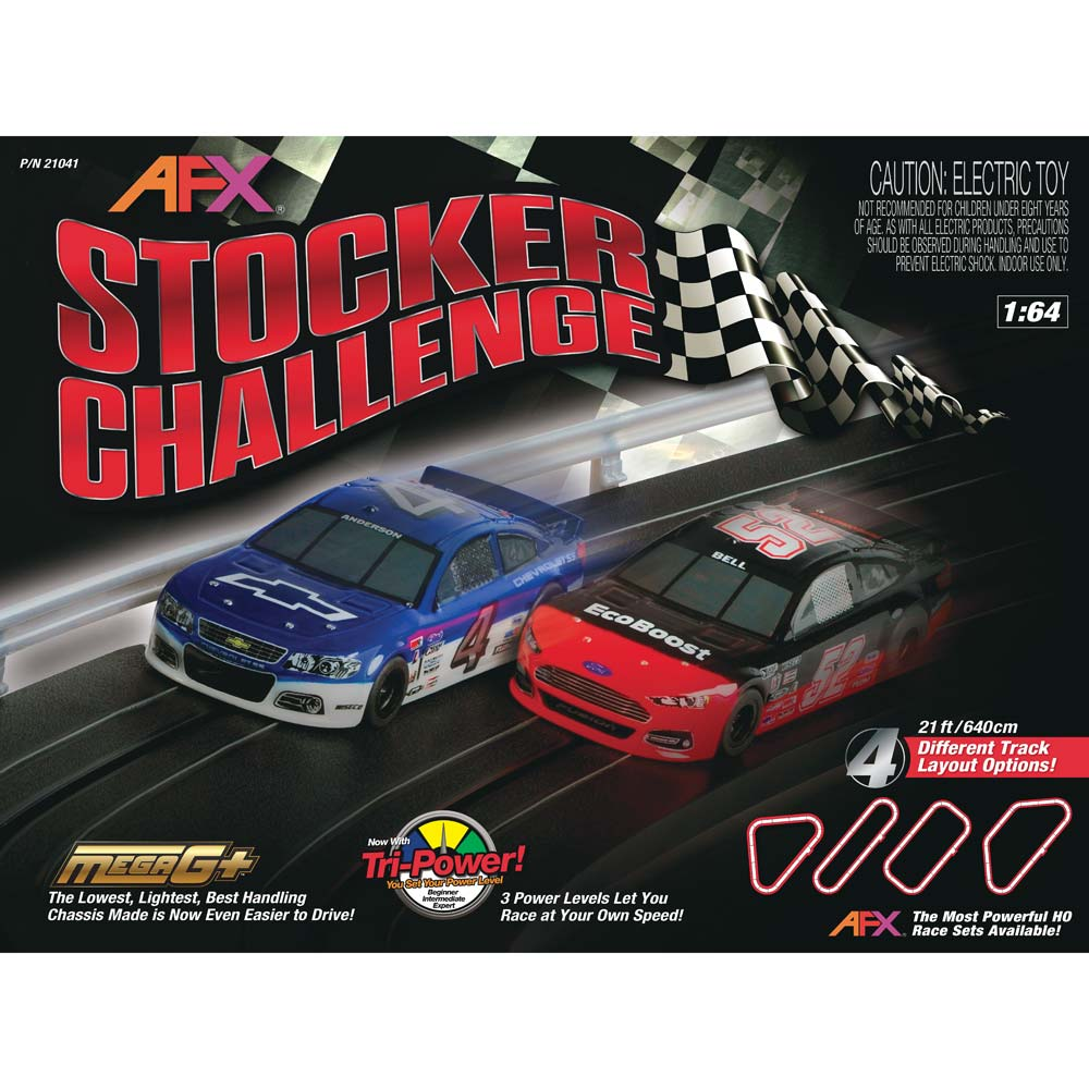 Stocker Challenge 21' Exclusive