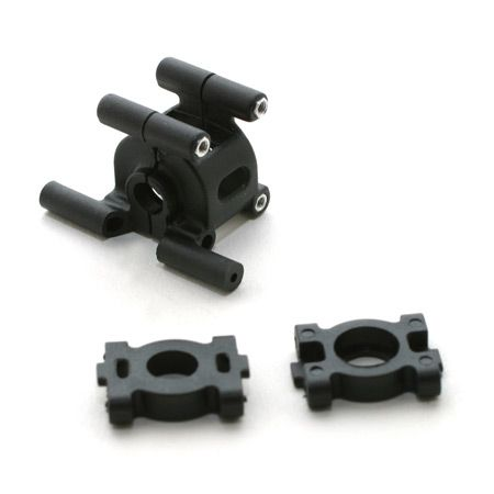 Tail Drive Gear Mount Set: All 250