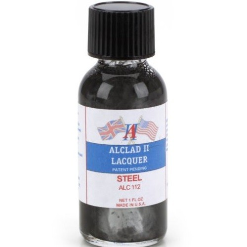 Steel 1oz by Alclad II Lacquers