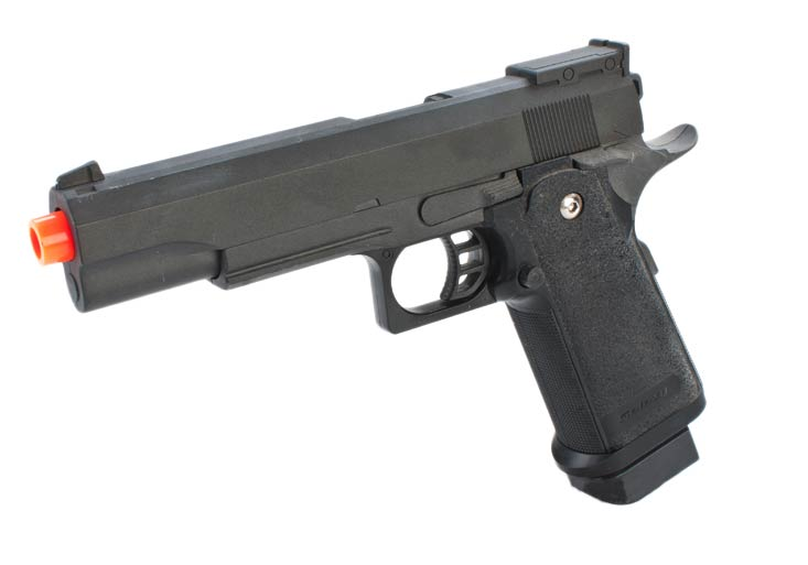 Galaxy G6 Full Metal Slide 1911 Hi-CAPA Full Size Airsoft Spring Pistol