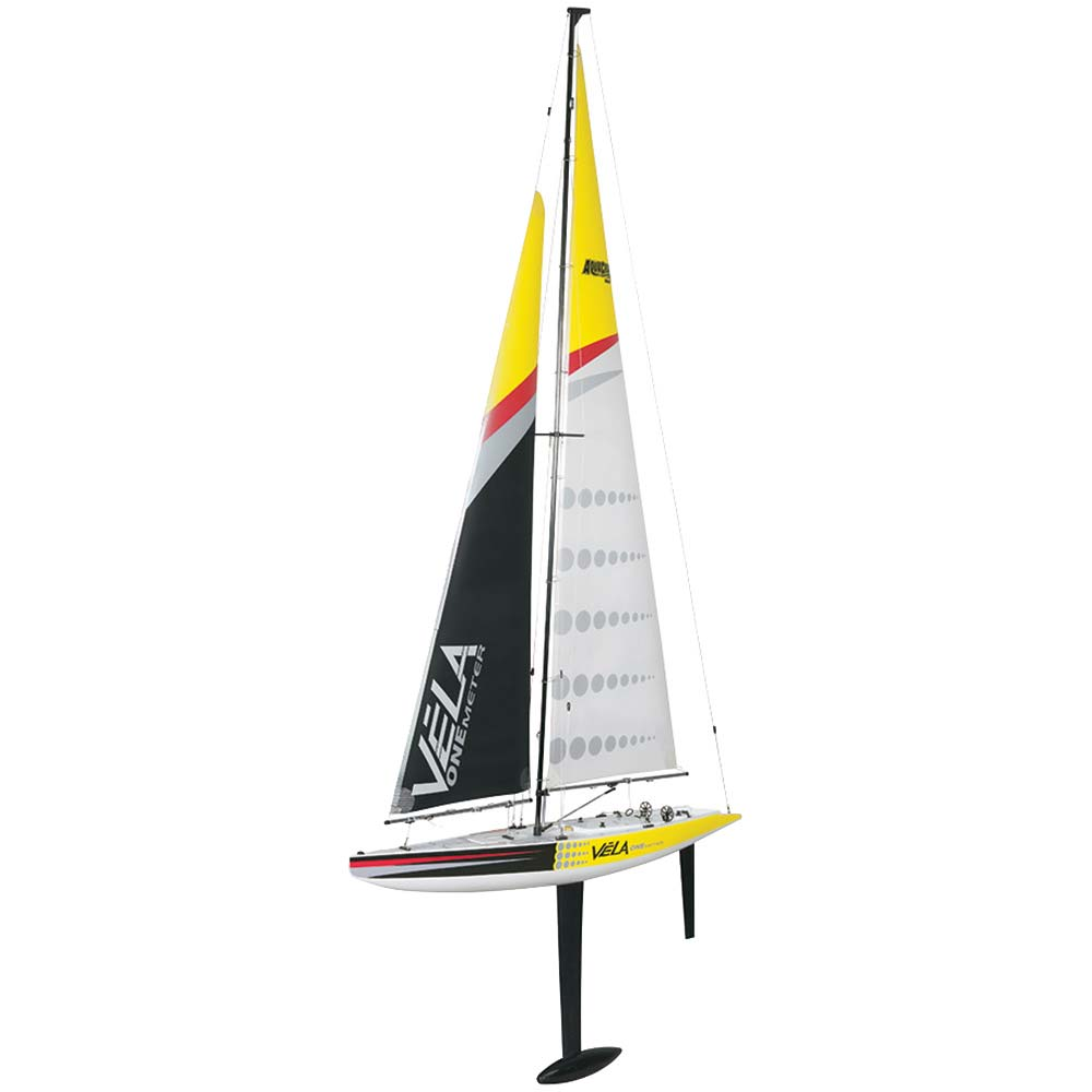 Vela one Meter Racing Sailboat 2.4GHZ