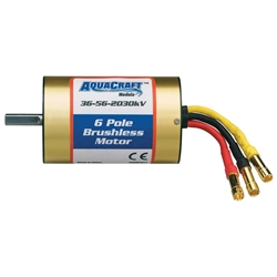 AquaCraft Brushless 6-Pole Marine Motor 36-56-2030