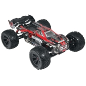 ARRMA 1/8 Kraton 6S BLX Brushless 4WD RTR Red/Black