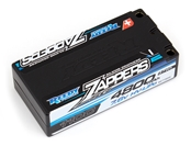 Reedy Zappers SG 4800mAh 110C 7.6V Lipo Battery, Shorty
