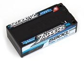 Reedy Zappers SG 5800mAh 80C 7.6V Lipo Battery, Shorty