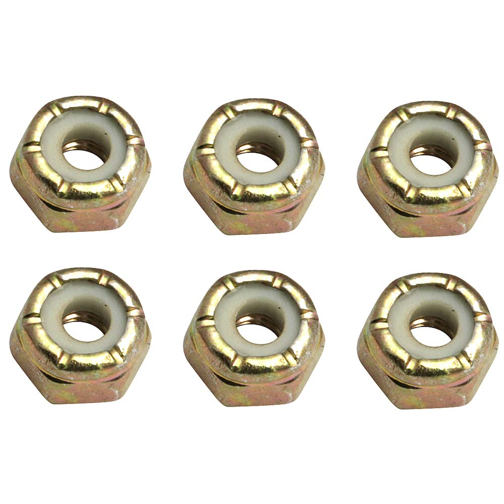 Associated Differential Adjusting Nuts (6)