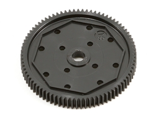 Associated Kimbrough 48 Pitch Spur Gear, 81T: B4/T4