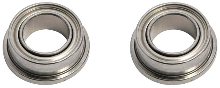 Associated Ball Bearing Set 3/16x5/16in. Flanged (2)