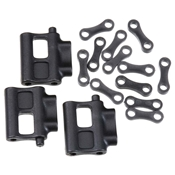 89006 SERVO MOUNTS/SPACERS RC8
