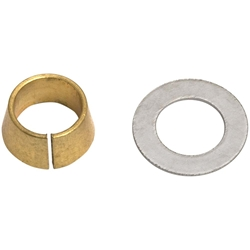 Associated Flywheel Collet & Spacer Washer