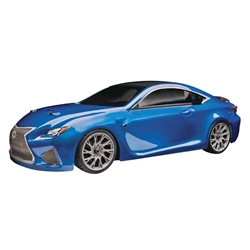 Apex LexusRC F (Blue)