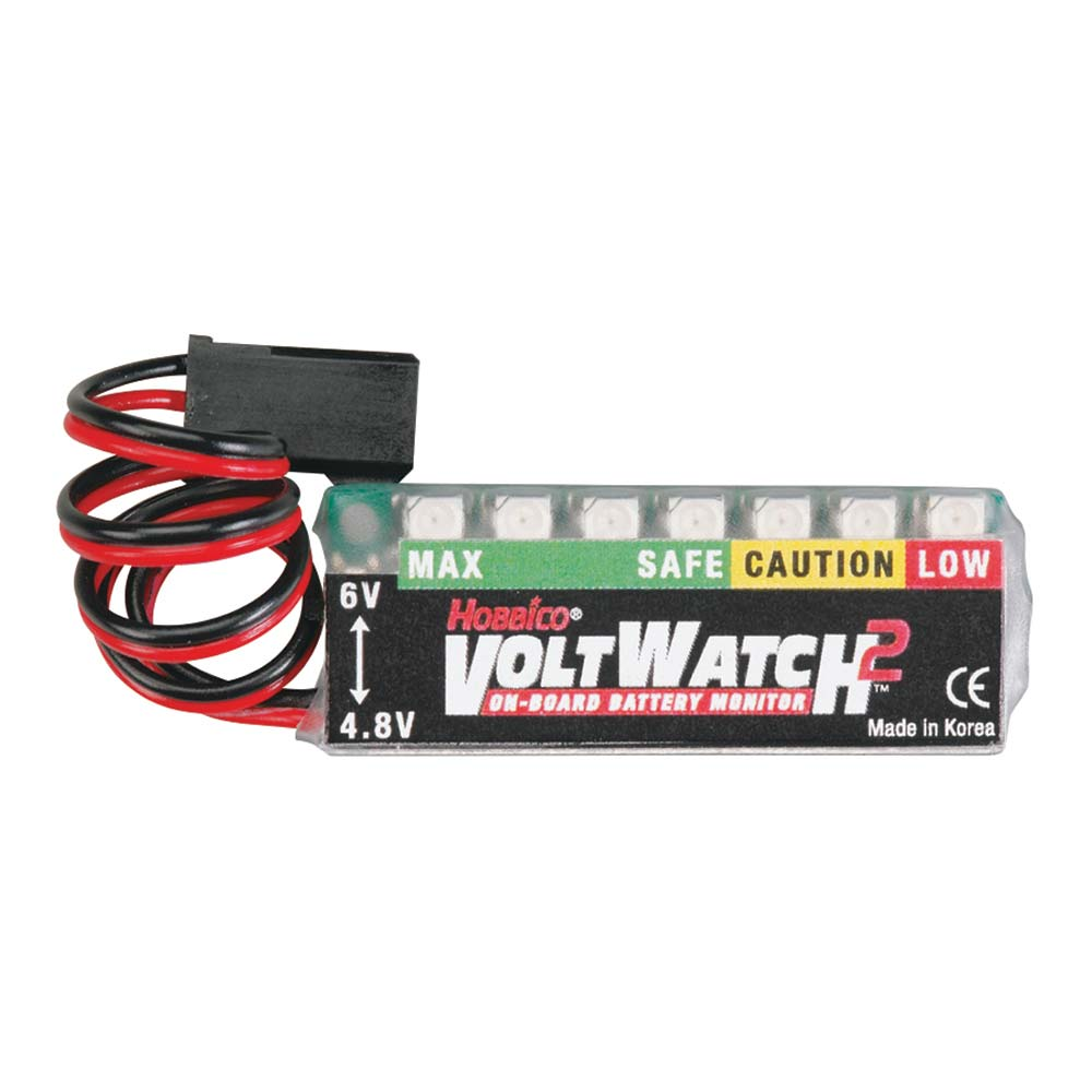 Hobbico VoltWatch Battery Monitor