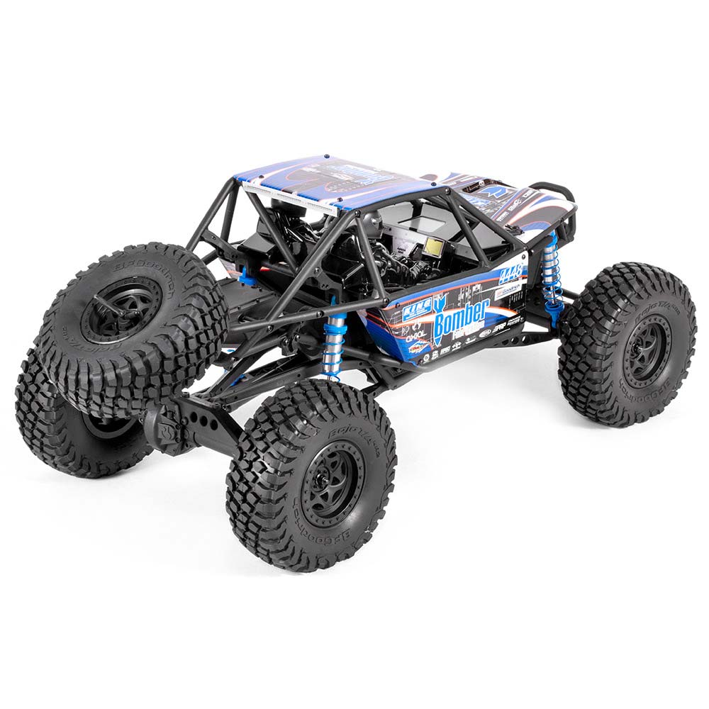Axial Racing 1/10 RR10 Bomber 4WD Rock Racer RTR - AXID9048