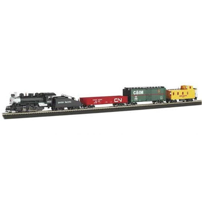 HO Pacific Flyer Train Set by Bachmann Industries - BAC00692