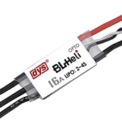 DYS Burshless Speed Controller 16amp With Blheli Firmware
