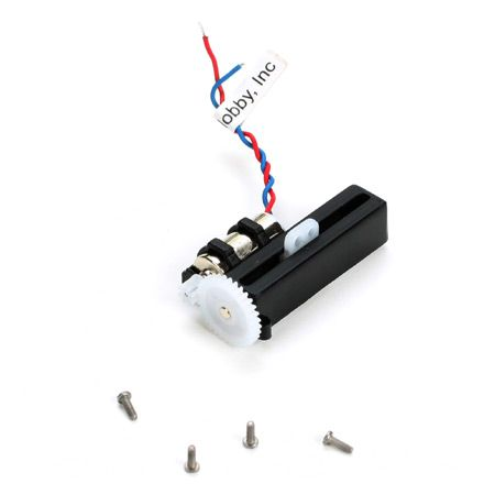 Blade Replacement Servo Mechanics: 120SR