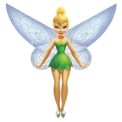 70604 WNS Skypals Disney 32 Nylon Tinker Bell