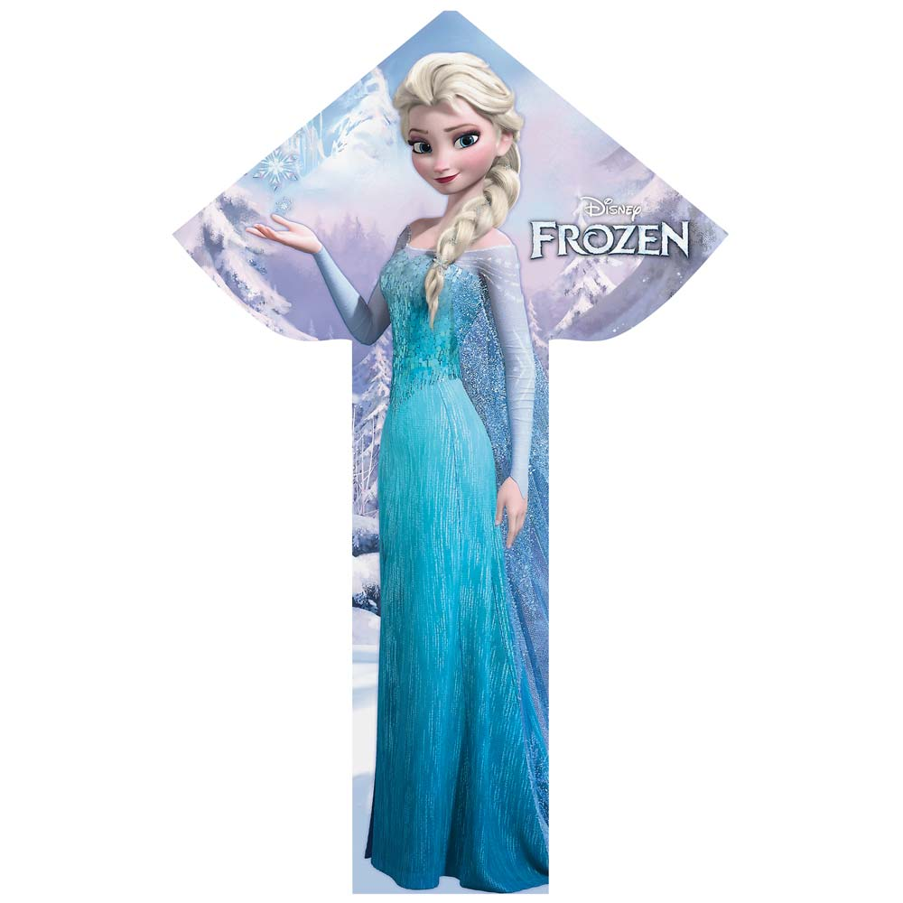 70672 Frozen Breezyflier 57 Nylon Elsa Easy Flyer Kite