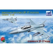 1/48 Chinese/Pakistani JF-17 Fighter, 100%New Tool by STEVENS INTERNATIONAL-BRONCO MODELS