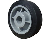 Colson Performa Wheel 6 x 2 black