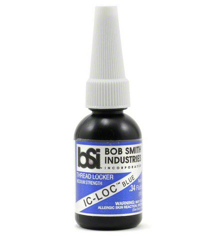 BSI IC-LOC Blue Threadlocker 1/3oz