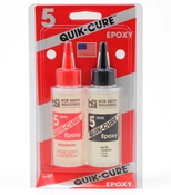BSI Quik-Cure 5 Min Epoxy 4.5oz