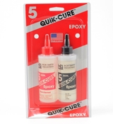 BSI Quik-Cure 5 Min Epoxy 9oz