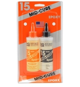 BSI Mid-Cure 15 Min Epoxy 9oz