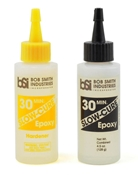 BSI Slow-Cure 30 Min Epoxy 4.5oz