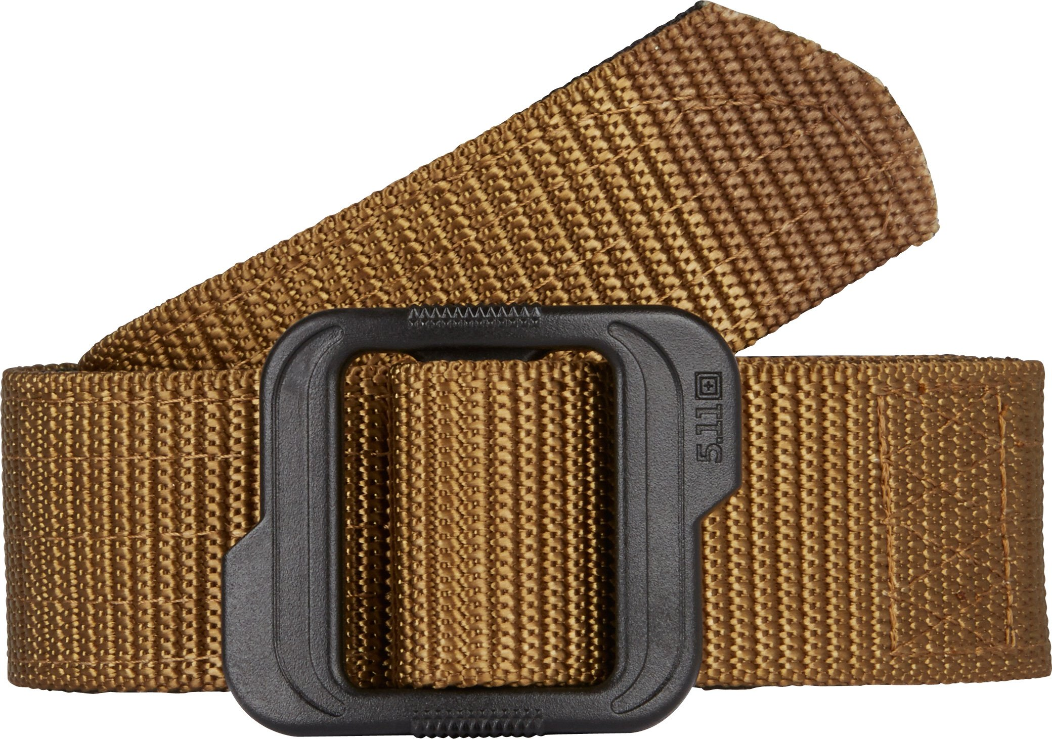 5.11 Tactical 1.5 Double Duty TDU Belt - (Coyote / Black ) - Medium