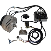 Mars Brushless PMAC Motor with 36/48V 450A Controller Kit