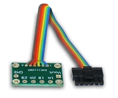 RoboteQ 12in. Encoder Cable and Transition Board for MDC2250
