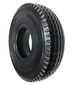 4 Inch Carefree Tires 2.80/2.50-4 1.75 NHS Jag Tread
