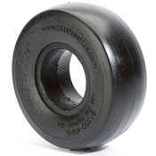 4 Inch Carefree Tires 9 x 3.50-4 2.50 NHS Smooth Tread