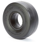4 Inch Carefree Tires 9 x 3.50-4 2.75 NHS Smooth Tread